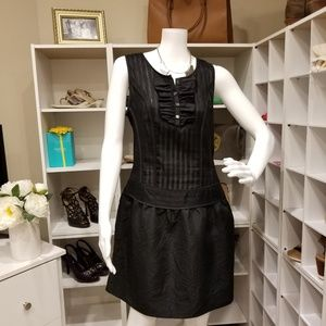 RICHARD CHAI FOR TARGET RUFFLE SHIRT DRESS 5